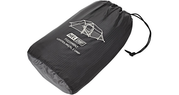 Helsport Lofoten Pro/Superlight 2 Camp - Accesorios para tienda de campaña - gris